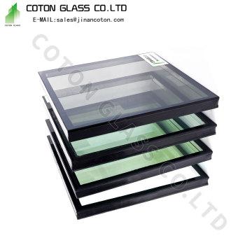Costo unitario de vidrio aislante