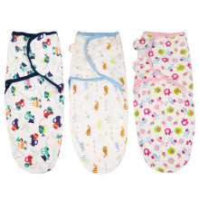 wholesale baby swaddle adjustable blanket infant swaddle wrap