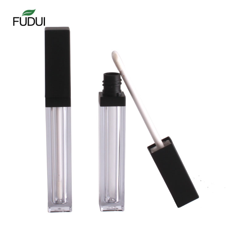 Fudui Lip Gloss Packaging Box Container Cosmetic