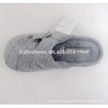 Fashion Custom Unisex Indoor Winter Plush Slipper Shoes