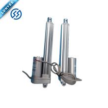electrónico de alta eficiencia magnético electrónico Micro alta velocidad 80mm / s 24v actuador lineal a prueba de agua IP65
