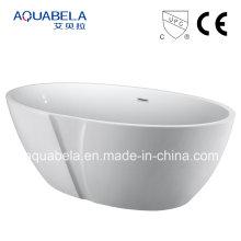 CE / Cupc Neuer Entwurfs-Acryl nahtloser Badezimmer-Wanne Jacuzzi-Badewanne (JL654)