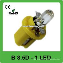 B8.5D 1W luzes conduzidas traço do carro