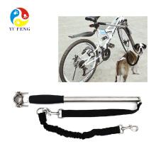 La mejor correa libre del ejercicio de la bicicleta del perro de las manos con fuerza de tirón de 550 libras Correa militar de la correa del paracord para los paseos y el tren al aire libre