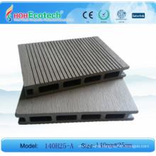 Anti-Crack, Anti-Aging, Anti-Fungus Wood Plastic Composite Bamboo Composite Veranda Floor
