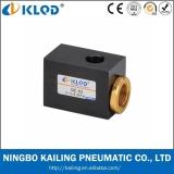 KLQD brand pneumatic air operated solenoid valve 24v