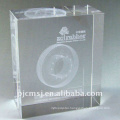 Promotional 3D Laser Crystal Art For Souvenir Gifts & home decorations