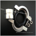 Stainless Steel Two Bolts Clamps