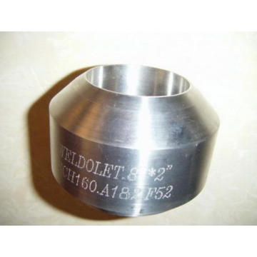 Carbon Steel NPT Threaded Nipple Pipe Fitting