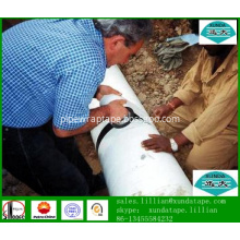 EN 12068 0.76mm thickness adhesive tape for gas pipe with good prices