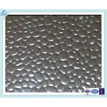 1050 1060 1100 Placa decorativa de aluminio
