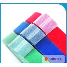 Factory Free sample for Adhesive Hook and Loop,Adhesive Velcro,Self Adhesive Tape Manufacturer in China Multi-Standard Color Adhesive Magic Straps export to South Korea Manufacturer