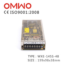 Wxe-145s-48 145W 48V Power Supply for LED Display Industrial Equipment
