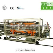 PVC/ASA Glazed tile forming machien