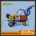 Machine de marqueur de ligne de route de poussée de main