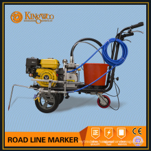 Used cold paint road marking machine