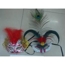 Venta al por mayor mascarilla de danza máscara máscara de ojos para Halloween