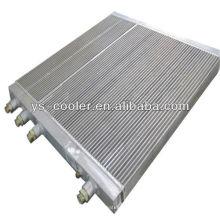 Aluminium-Plattenverdichter Heizkörper