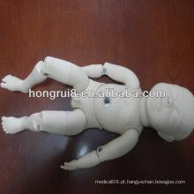 VENDA QUENTE boneca recém-nascida para treinamento
