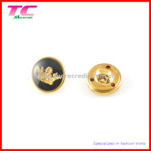 Custom Metal Shank Button for Garment