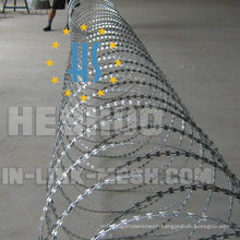 Bto-30 Blade Cross Type Razor Barbed Wire