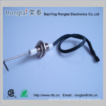 Ignition Electrode for Gas BBQ Grill