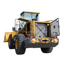 XCMG LW500FN con máquinas herramienta multifunción opcionales