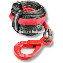 "3/4""X262′ Optima G Winch Line Rope for Tow Truck Wrecker, UHMWPE Rope, Winch Rope"