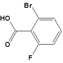 2 - Bromo - 6 - Fluorobenzoico Acidcas No. 2252 - 37 - 1