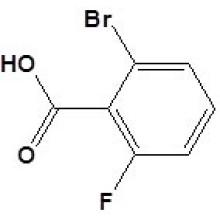 2-Bromo-6-fluorobenzóico Acidcas No. 2252-37-1