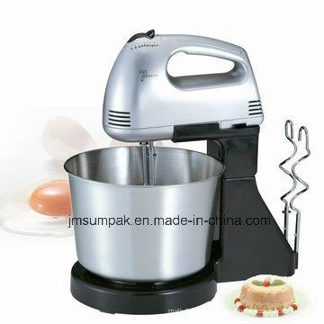 Mezclador de mano y mezclador de alimentos