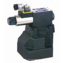 Válvulas de retención de solenoide serie Sw