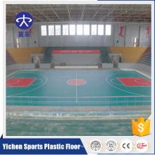 Высокое качество дешевые баскетбол спортивных виниловых напольных покрытий стяжки