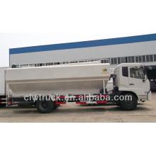 12m3 dongfeng bulk feed truck, 4x2 bulk-fodder transport truck