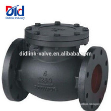3 Inch Hydraulic Pvc Pipe Silent 10 Cast Iron Ansi Swing Check Valve Application