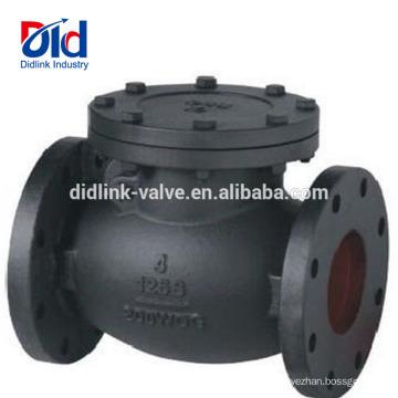 3-дюймовый гидравлический ПВХ труба Silent 10 чугунный поворотный обратный клапан Ansi Применение
