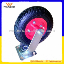 """cheap 240mm 8"""" fixed and swivel industrial casters wheel"""