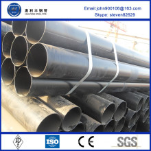 China supplier erw carbon steel pipe sch40