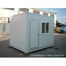 10ft Flat Pack Container Sentry Box (shs-fp-security001)