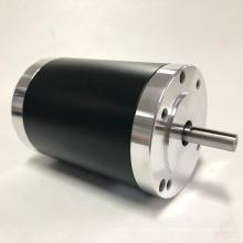 Motor sem escova redondo da CC de 24V 48V 330W 80mm da fabricação da porcelana