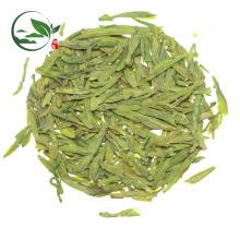 China-Spezialitäten-Jahr-Alters-Tee-Westsee-Drache-Brunnen-grüner Tee
