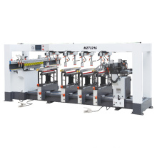Six-Randed Wood Boring and Drilling Machine