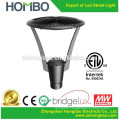 Direct Factory 5 years guarantee exterior modern post top 20W 30W 40W 50W led cob garden lights