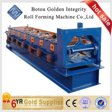 Trapezoidal Profile metal roof ridge cap forming machine ridge capping machine