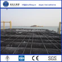 SAW cimento profissional alinhado tubo de aço
