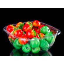 Boîte à fruits en PET pour l'industrie des fruits et légumes