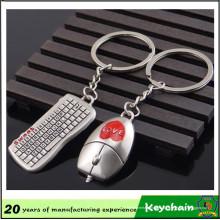 Souris cadeau pour garçons et filles et porte-clés en forme de clavier