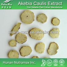 GMP Standard Manufacturer Akebia Caulis Extract,CAS No: 83-48-7
