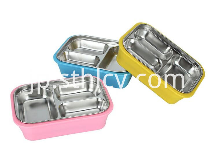 Stainless Steel Lunch Box For Kids