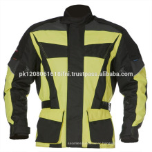 Customized Plus Size Waterproof Motorbike Cordura Racing Jackets